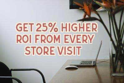 High ROI Store Visits