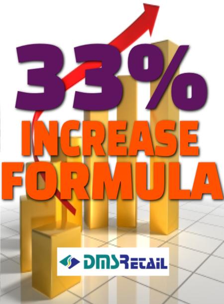 33% Increase Formula